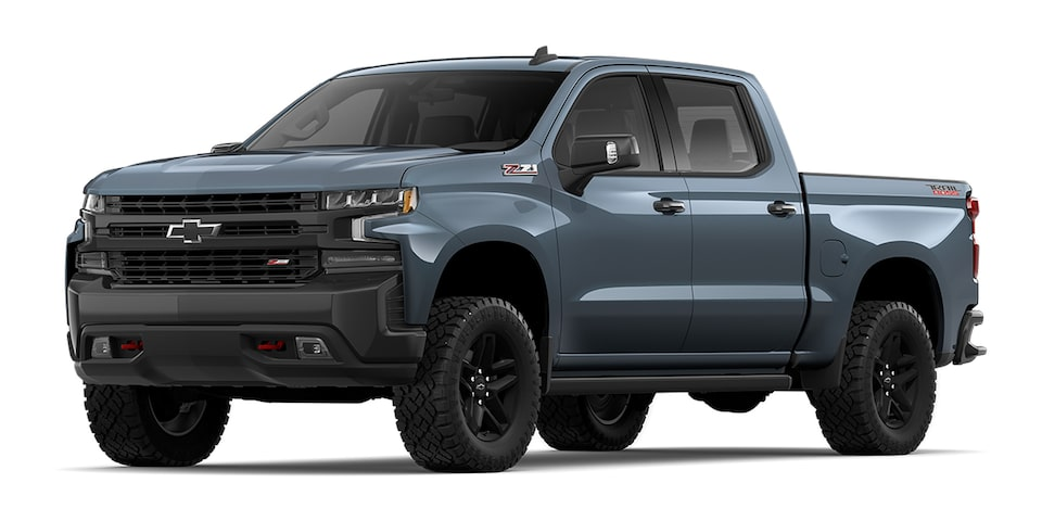Cheyenne 2020 pickup doble cabina color ónix metálico